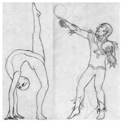 juggler sketch