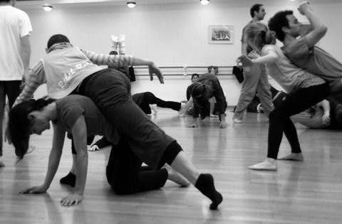 Focus on the I in Inspiration: A Contact Improv Workshop
